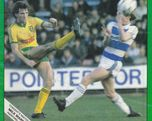 Norwich City vs. Sunderland 09.11.1983