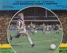 WBA vs. Watford 01.10.1983; signed by Gary Robson (Bryan Robson's brother)