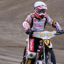 Grzegorz Zengota wyjeżdża do wyścigu I