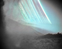 Clouds in solargraph. Tenerife. 5 months.