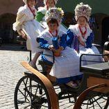 Bamberki w czasie święta na Starym Rynku w Poznaniu