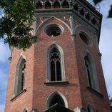Wieża Bierbaumów koło Szreniawy