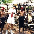 Indonezja - wśród dzikich plemion