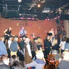 Strefa 50 w Hard Rock Cafe i gościnny występ Dancing Riders