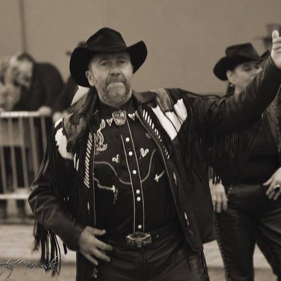Wśród gości prwadziwi kowboje