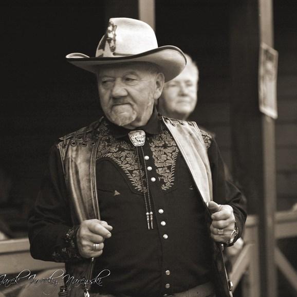 Old cowboy Bill