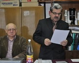 List gratulacyjny od Zarządu Rejonowego
