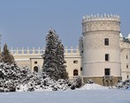 Zima w Krasiczynie
