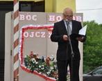 Dyrektor szkoły Stanisław Kojder