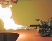 Miotacz płomieniami