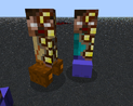 Creepers -> Explodes Zombies