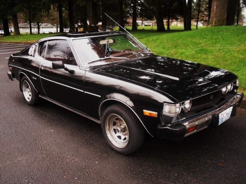 Toyota Celica First Generation 1970 1977 Autocentrum