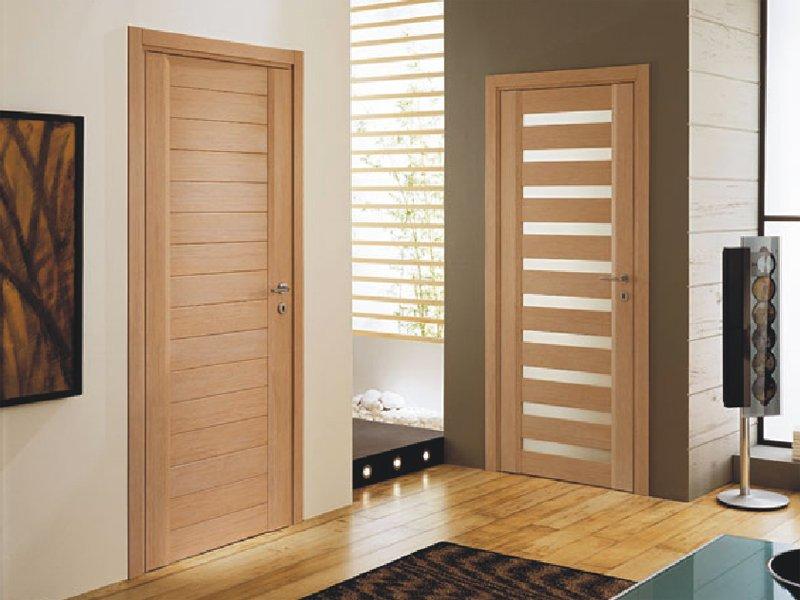 Межкомнатные двери в дизайне квартиры 36