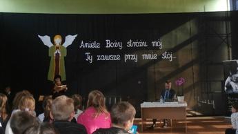 Dzień Papieski w Hucie Mińskiej
