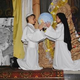 Rocznica śmierci Jana Pawła II 2012