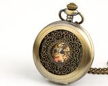 Męski zegarek kieszonkowy