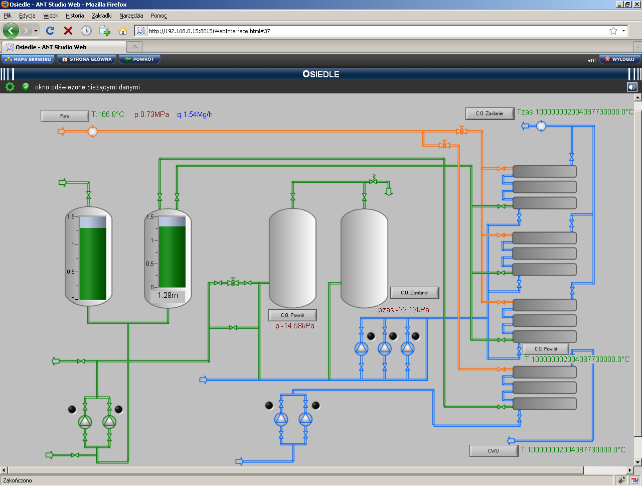 Scada Hmi Bms Systems Of Automation Control And