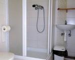 """łazienka w pokoju """"zielonym"""""""
