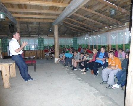 Zachowaj Trzeźwy Umysł – obóz edukacyjno - wychowawczy zawierający program profilaktyki uzależnień skierowany do dzieci i młodzieży z terenu Gminy Przerośl