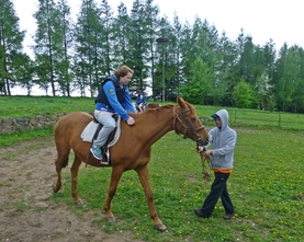 nauka jazdy konnej