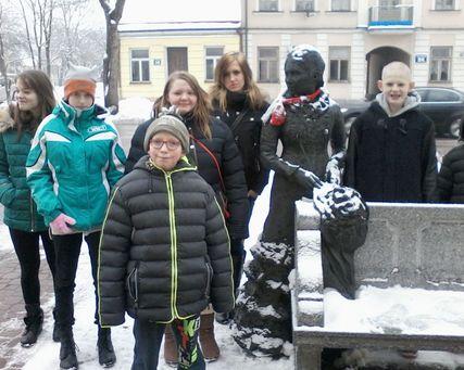 Organizacja ferii zimowych 2015 - wyjazd do muzeum