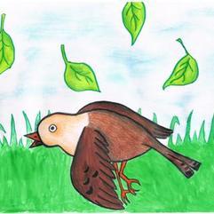 """""""Ptak ze złamanym skrzydłem"""""""