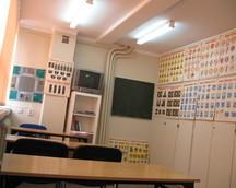 sala wykładowa OSK REKRUT
