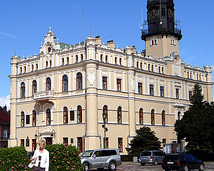 Jarosław -ratusz