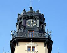 Jarosław - wieża ratusza