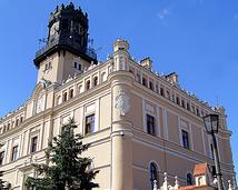 Jarosław - ratusz