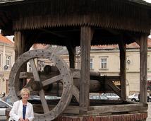 Jarosław - studnia
