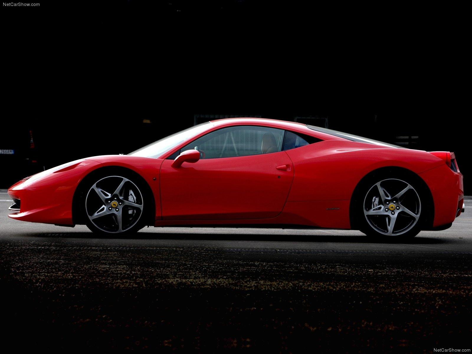 Ferrari 458 Italia Ferrari Tapety Na Pulpit
