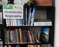 Biblioteczka regionalna i album szkolny MMO