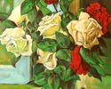 """""""Kwiaty"""" wg Władymira Sierowa; 2006 r."""
