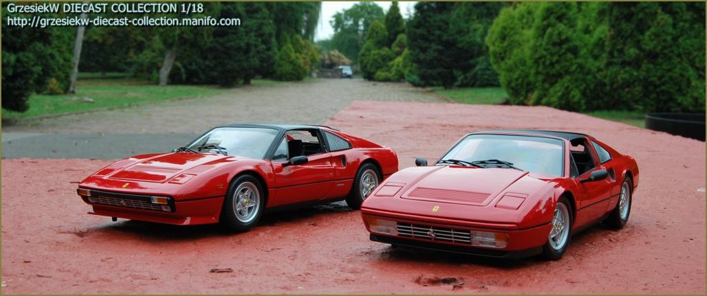 Ferrari 308 and 328 - Drive