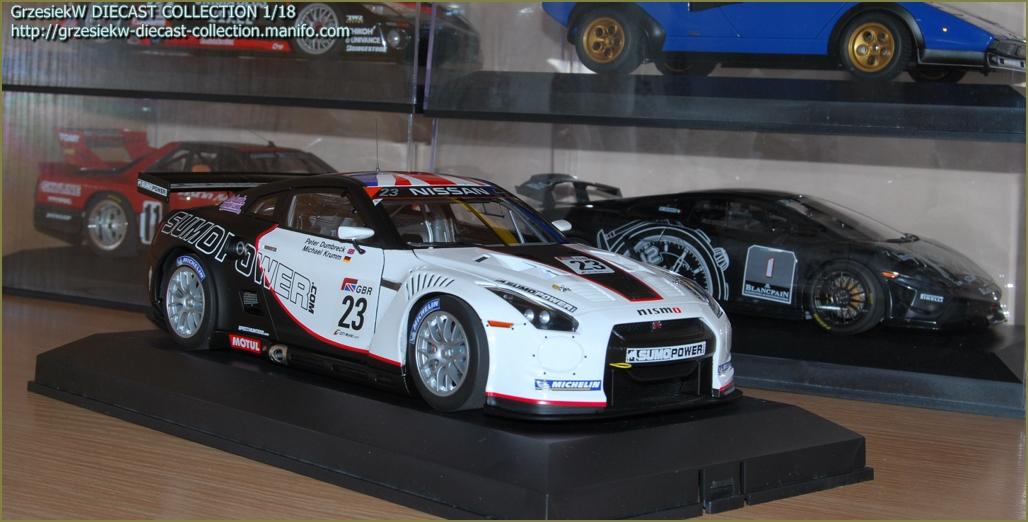 Nissan Gt R Fia Gt1 World Championship 2010 Sumo Power Gt