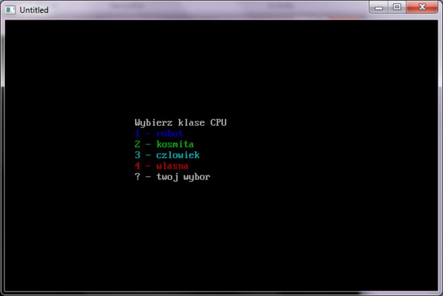 Paper RPG 2 - QBasic