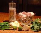 Kuchnia tajska: Składniki zielonego curry