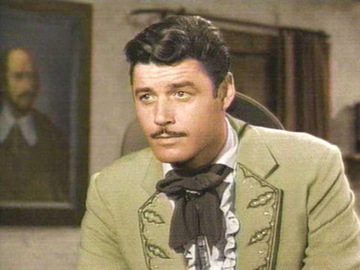 Guy Williams -jedyny taki Zorro  Strona Główna