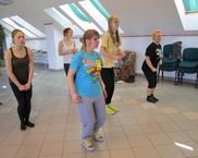grupa taneczna hip-hop