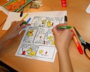 warsztaty komiksowe