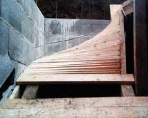 szalunek pod schody