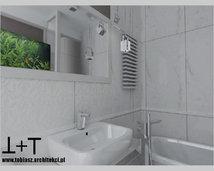 łazienka zaprojektowana indywidualnie