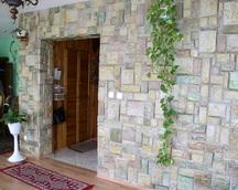 Ozdobny kamień dekoracyjny, typ symetryczny, kolor: mix.