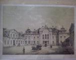 pałac Łubieńskich w którym mieszkał Feliks