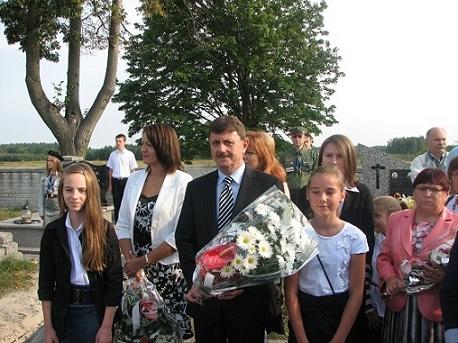 Rozpoczęcie  roku  szkolnego  2012/13