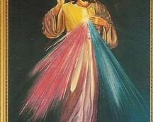 Obraz Pana Jezusa Miłosiernego