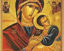 Obraz Matki Bożej Nieustającej Pomocy