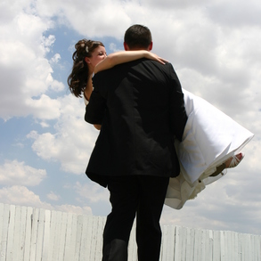 das Hochzeitspaar - państwo młodzi