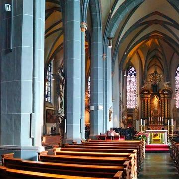 die Kirche - kościół